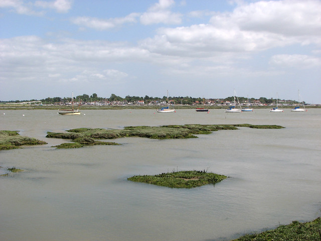 Salcott Channel