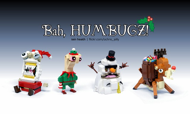 REJECTZ Series 4 - Holiday edition!