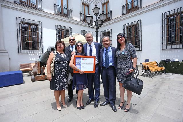 Premiación Tesoros Humanos Vivos 2018