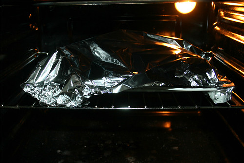 74 - Gänsekeulen & Äpfel im Ofen warm halten / Keep goose legs & apples hot in oven