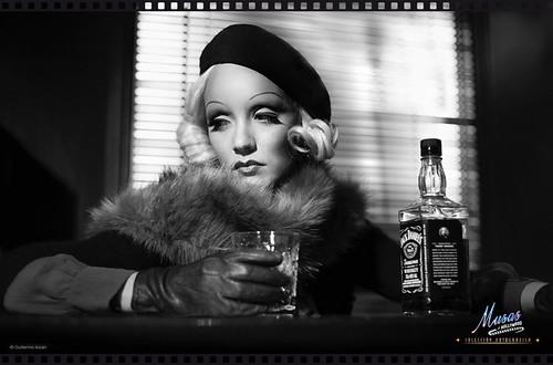 Musas de Hollywood Marlene Dietrich (4)