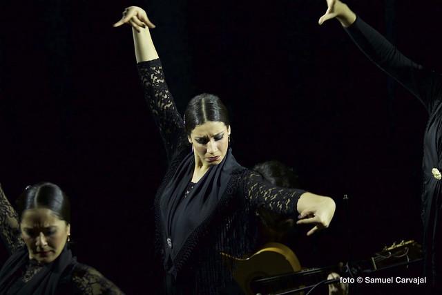 Fundación Cristina Heeren. Curso Flamenco 2017/2017. Presentaciones Trimestre 1 (22 dic)