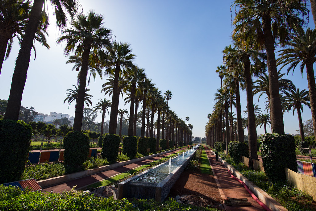 The beautiful side of Casablanca