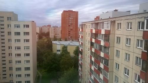 Спальные районы Таллина