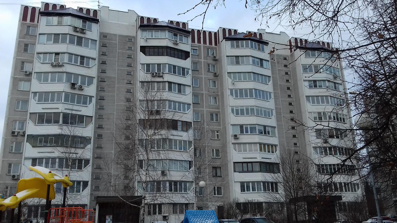 Посёлок завода Мосрентген (Москва). Часть вторая
