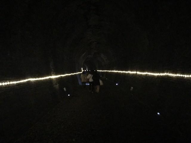 愛岐トンネル群 6号トンネル 内部