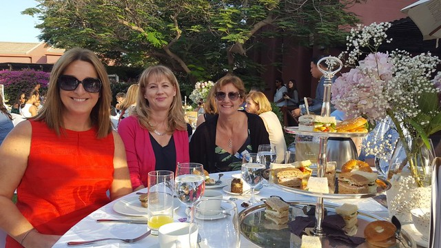 FDC 40th Anniversary Afternoon Tea
