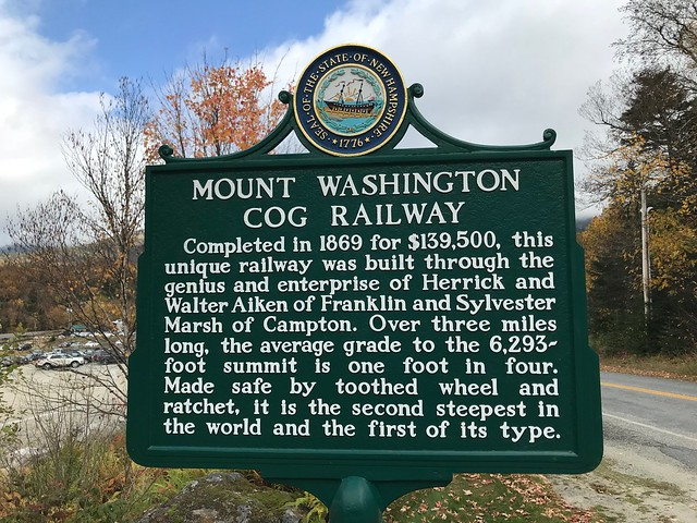 New Hampshire Historical Marker #45