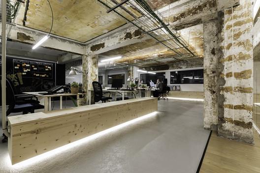 Iconweb Offices / NAN Arquitectos http://bit.ly/1X2ariz