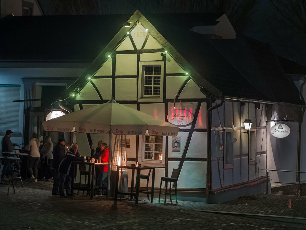 Hotel Restaurant Am Fuhrkamp Langenfeld Rheinland