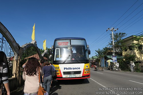 7_Philtranco Pampanga - On our 2nd Destination