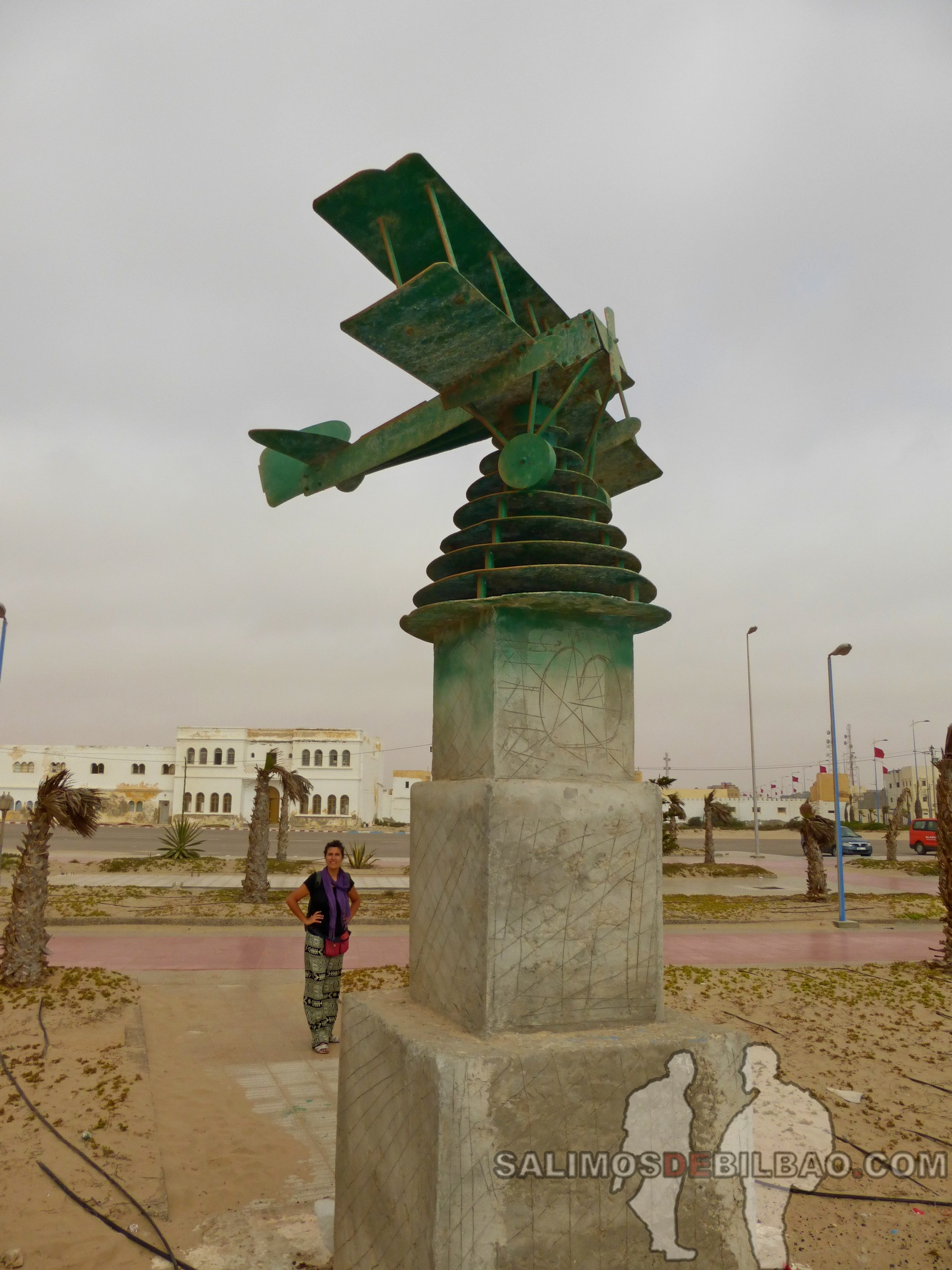 291. Monumento a Saint Exupery, Tarfaya
