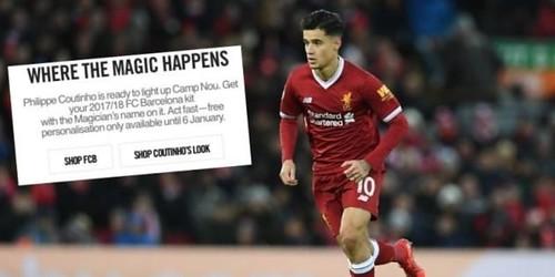 Jurgen Klopp Tidak Ingin Bahas Mengenai Iklan Philippe Coutinho di Kaus Barcelona