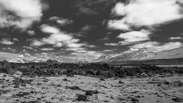 Lanzarote near Salinas de, Nikon D610, AF-S Nikkor 18-35mm f/3.5-4.5G ED