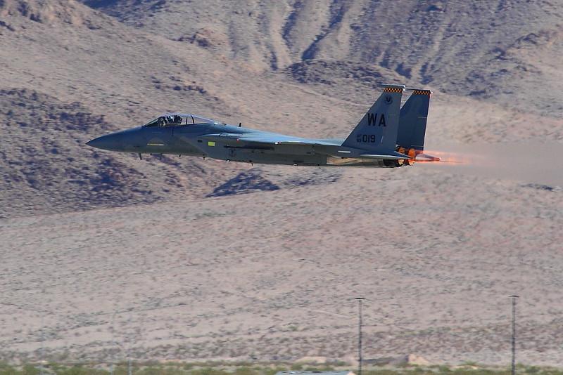 IMG_6103 F-15 Eagle, Nellis AFB