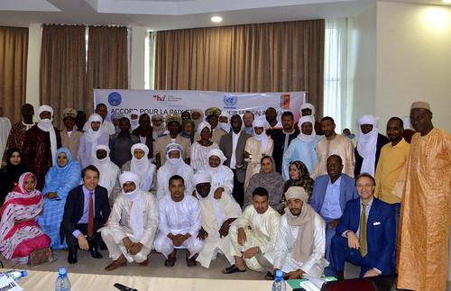 Atelier de remise à niveau des formateurs sur l'Accord pour la paix et la réconciliation au Mali