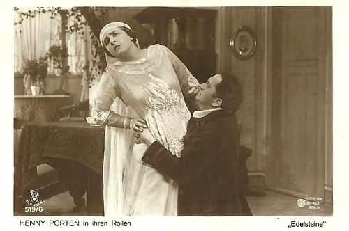 Henny Porten in Edelsteine (1918)