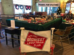 Special GMLTC Train Layout at Minnesota Transportation Museum / Jackson Street Roundhouse