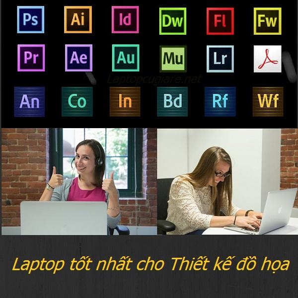 chọn laptop cho thiết kế đồ họa