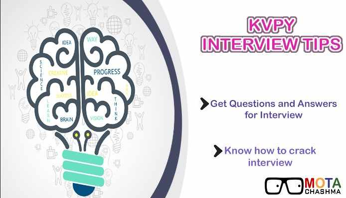 KVPY Interview Tips