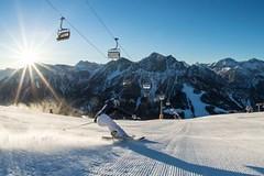 Unikátní ski safari v Jižním Tyrolsku