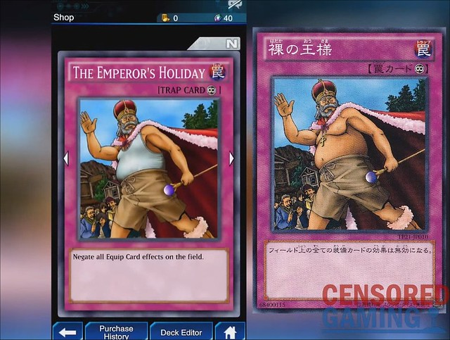 Yu-Gi-Oh Duel Links - Emperor's Holiday