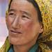 Portrait of a Tibetan woman by bag_lady