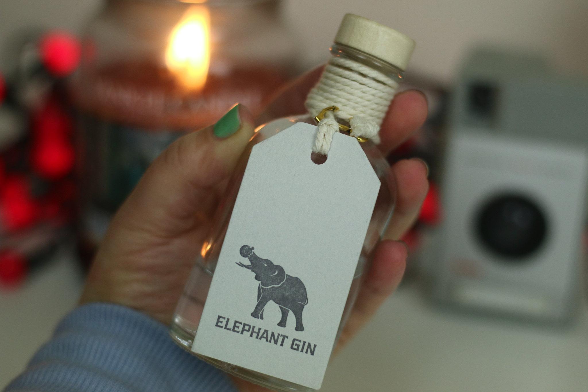 Eelphant Gin