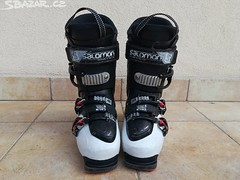 Jniorské lyžařské boty Salomon Quest Access 70T - titulní fotka