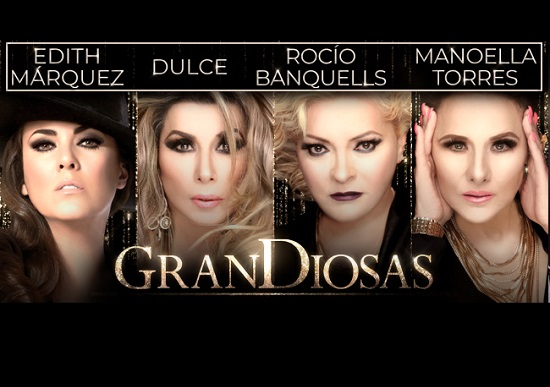GranDiosas / Auditorio Telmex