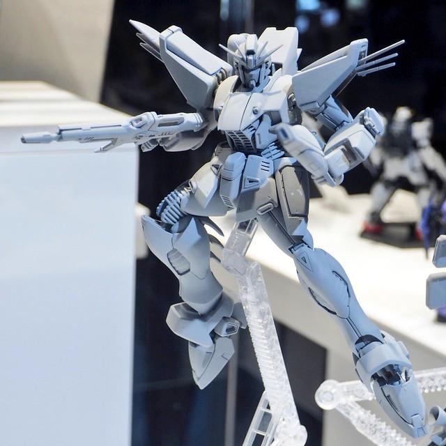 『NEXT PHASE GUNPLA』 最新展品 「MG 鋼彈F91 ver.2.0」、「RG 托爾吉斯 EW」等鋼普拉首度公開!