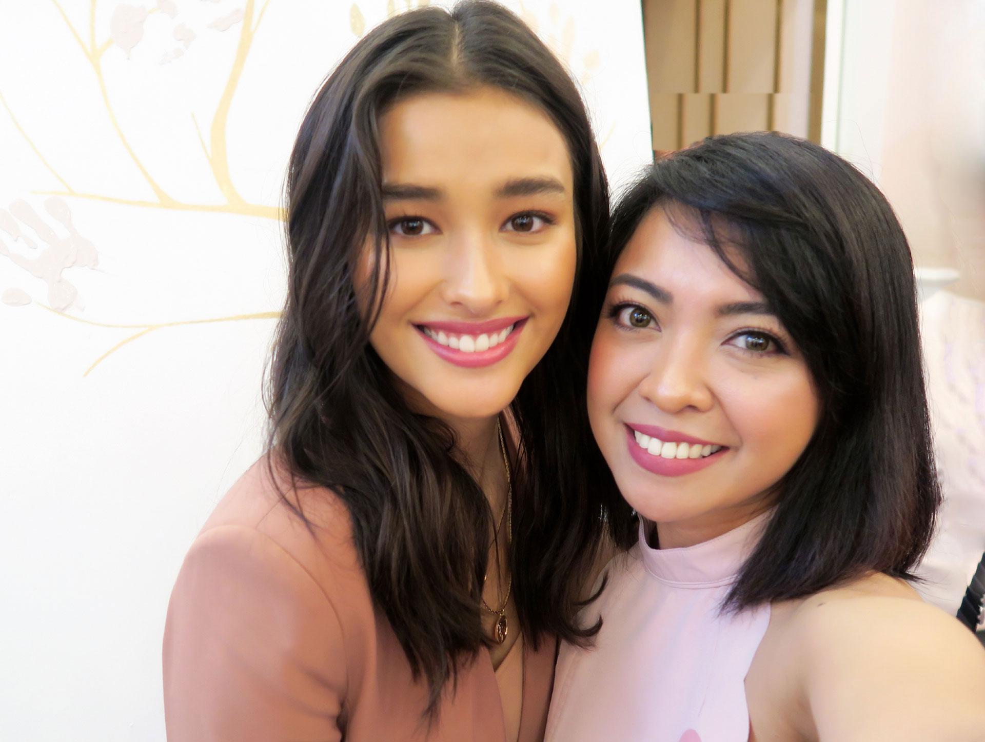 13 Liza Soberano Hope Wellness Grand Launch - Gen-zel She Sings Beauty