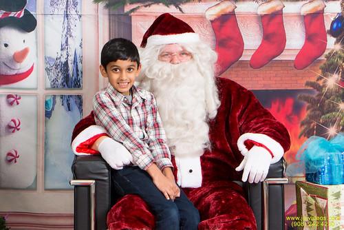 Santa at Teecs-13