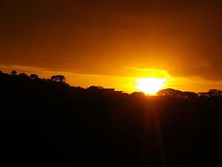 Sunrise in Venezuela