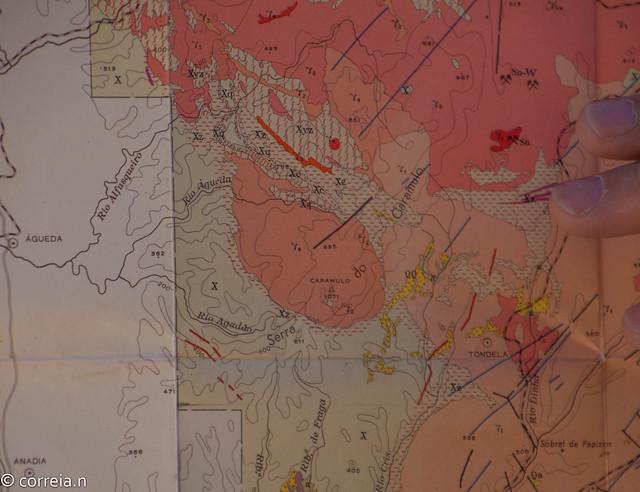 Carta Geológica