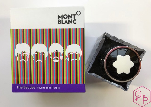 Ink Shot Review @Montblanc_World Great Characters The Beatles Psychedelic Purple @AppelboomLaren 2_RWM