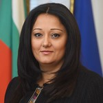 Lilyana Pavlova, Minister for the Bulgarian Presidency of the EU Council 2018
