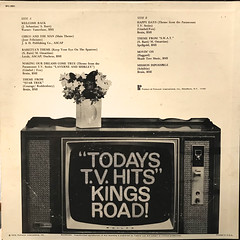 KINGS ROAD:TODAY'S T.V. HITS(JACKET B)