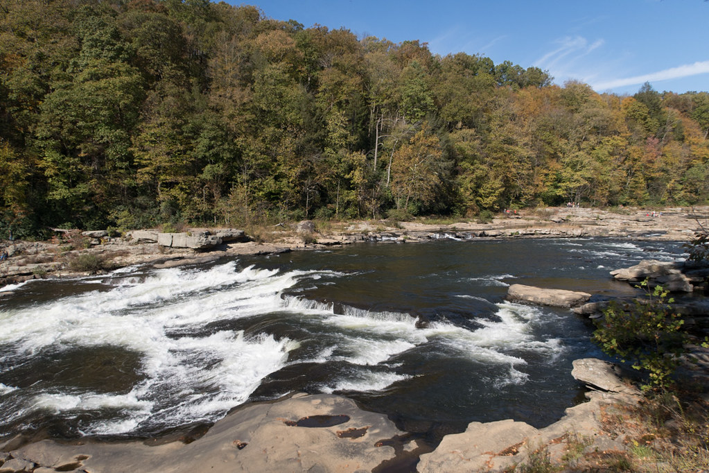 Rapids at Ohiopyle State Park