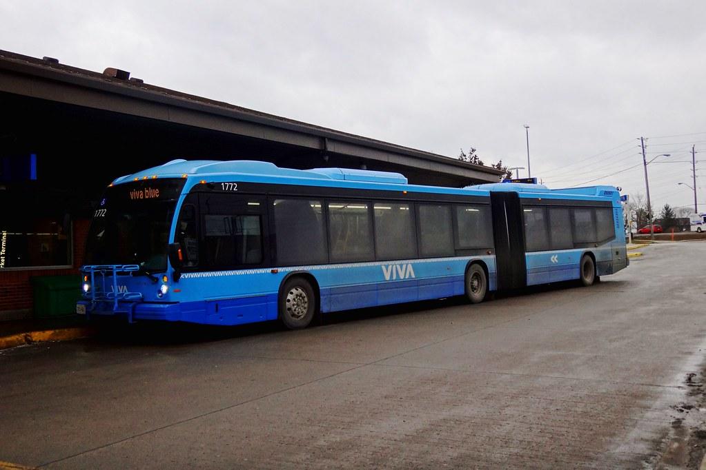 Viva Nova Bus LFS Artic 1772