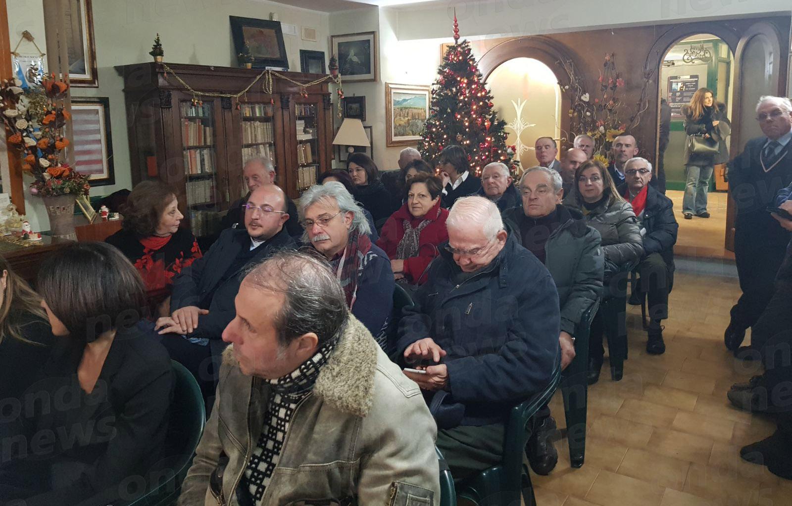 Pubblico romanzo Intrigo a Ischia - Padula 28-12-17