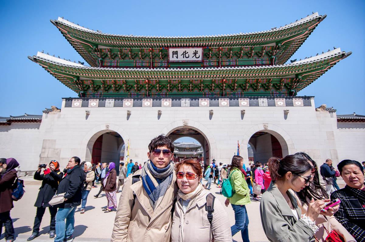 韓國光化門