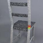 Amelia Caruso; Item 105 - in SITu: Art Chair Auction