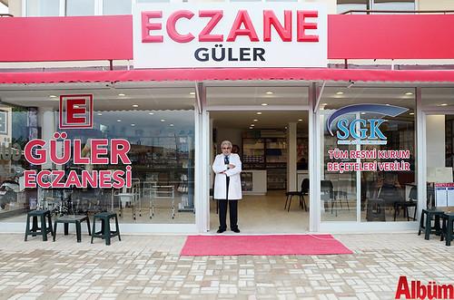 Naci Güler- Güler Eczanesi1