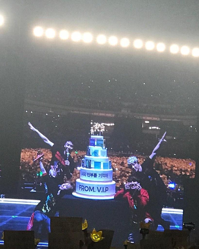 BIGBANG via pandariko - 2017-12-31  (details see below)