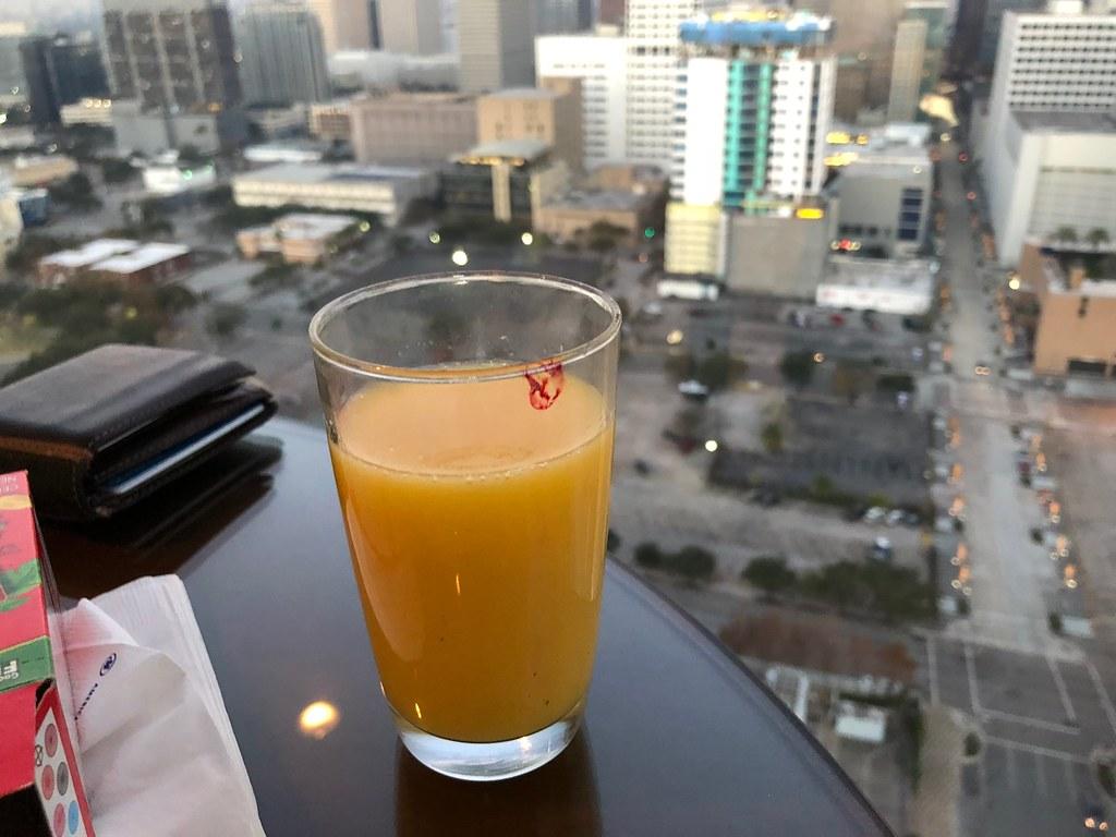 Hilton Americas Executive Lounge 37