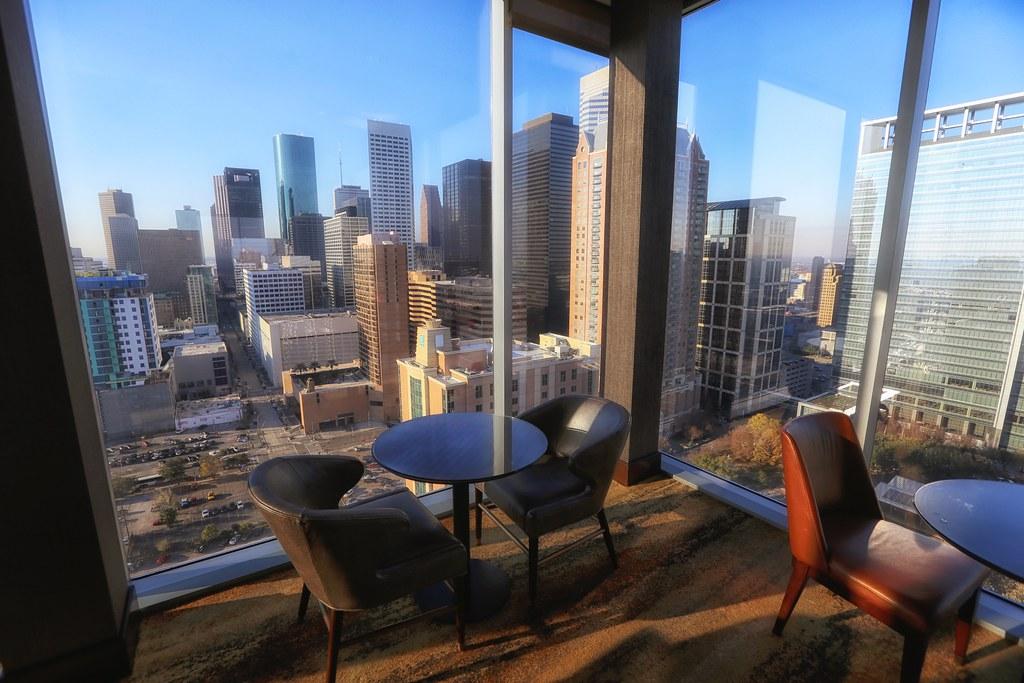 Hilton Americas Executive Lounge 9