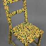 Justin Ankenbauer; Item 101 - in SITu: Art Chair Auction