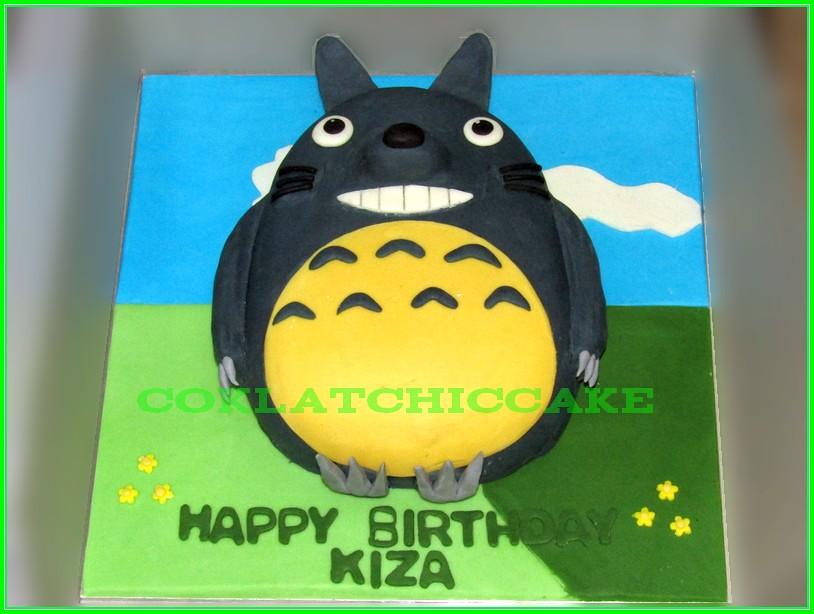 Cake Totoro Kiza 15cm
