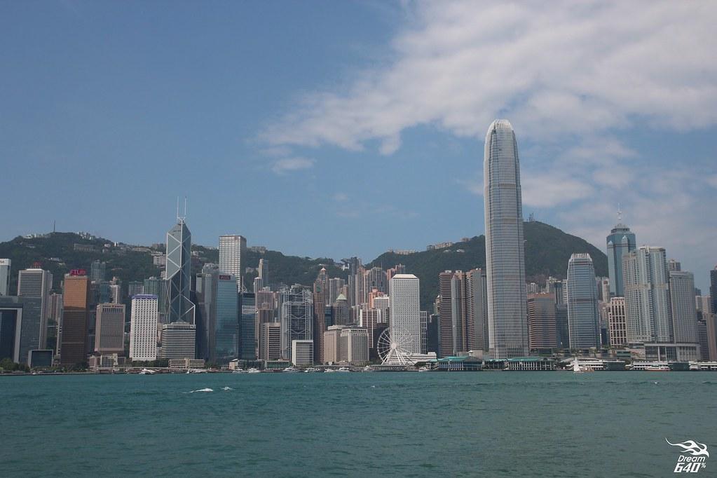 香港維多利亞港Hong Kong-12